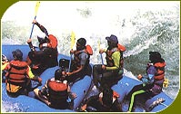 Rafting in Ganges, Rishikesh Travel