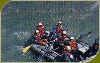 River Rafting, Himachal Pradesh Travel